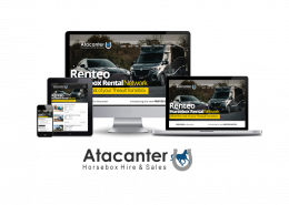 Atacanter Responsive Website Design