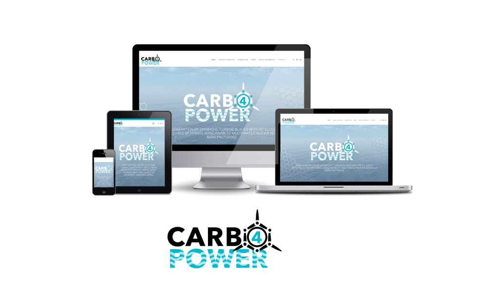 Carbo4Power Mobile Responsive Website